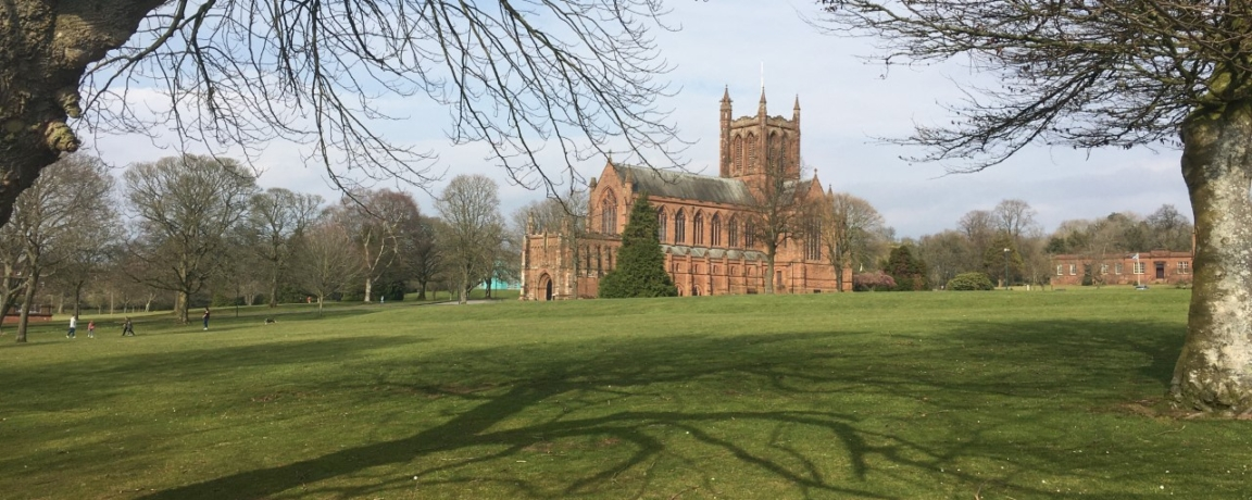 Charis Bible College Dumfries on the Crichton Campus